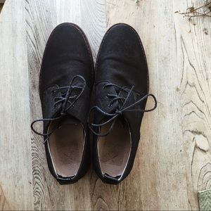 Other - Black Canvas Oxfords